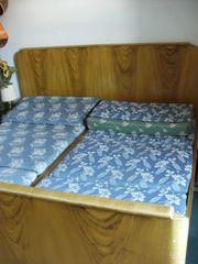 URALTES Ehebett Bett teilbar Schlafzimmer