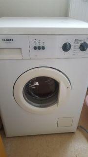 Washmaschine Zanker