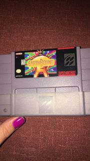 Super Nintendo earth