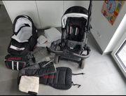 Emmaljunga Nitro Sitzaufsatz Babywanne und