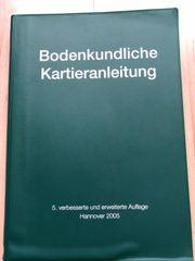Bodenkundliche Kartieranleitung 5.