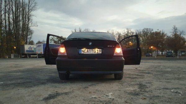 BMW COMPACT E46 » BMW 316 - 318