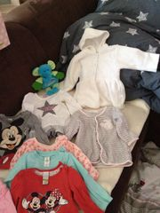 Baby Kleidung + Jacke