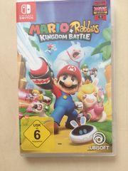 Mario Rabbids - Kingdom Battle Nintendo