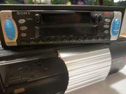 Autoradio mit 10fach CD Wechsler