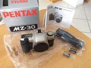 Neue Pentax MZ-