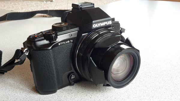 Digitalcamera Olympus Stylus S1