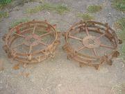 Ackerräder Rädersatz Holder E11 E12