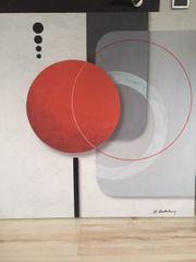 Bild Kunstdruck modernes Design