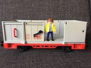 Playmobil Güterwaggon