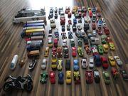 Sammlung Spielzeugautos