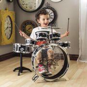 Schlagzeuger sucht Mitmusiker