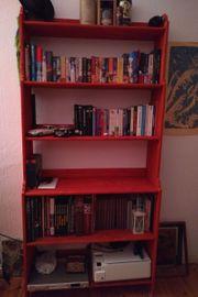 Bücherregal kostenfrei abzugeben