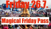 1x Tomorrowland W2 Magical Friday