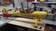 Modellflugzeug Sebart SU-29 2x2 M