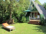 Nurdachferienhaus im Pfälzerwald