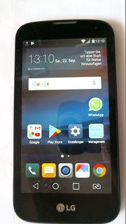 Neuwertige LG K3 LTE Smarthone