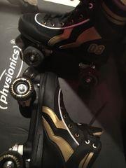 Discoroller Rollerskates Rollschuhe