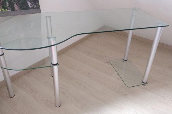 Sofa Er Er Glas Schreibtisch Gebraucht Kaufen Bei Dhd24com
