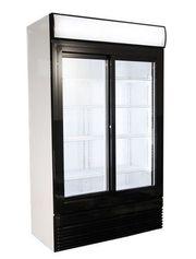 TOP - Kühlschrank mit Schiebetüren 750