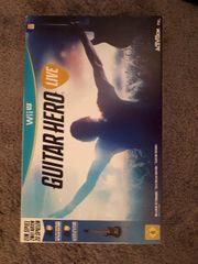 Wii u Spiele Paket Guitar