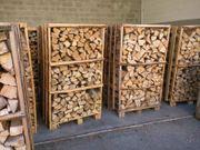 Brennholz 100 TROCKEN UND HART