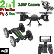 Live Übertragung Drohne FY602 2in1