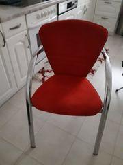 Gepolsterte Stühle
