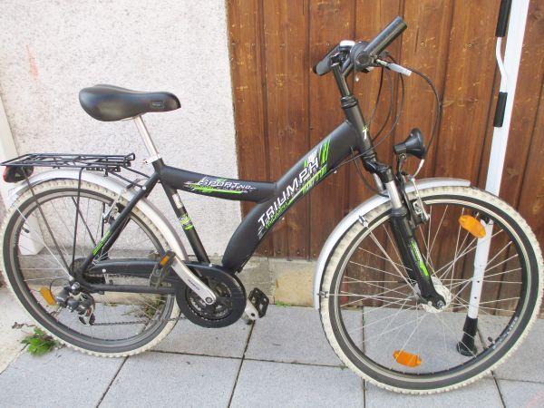 triumph fahrrad gebraucht kaufen nur 3 st bis 75 g nstiger. Black Bedroom Furniture Sets. Home Design Ideas