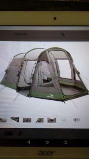 neues Zelt für
