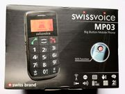 Seniorenhandy Swissvoice MP03