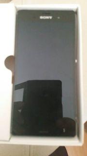 Sony Xperia Z3 D6603 schwarz