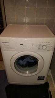 Bauknecht Waschmaschine Champion 64