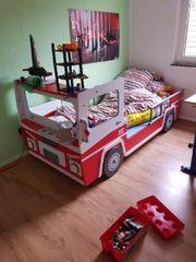 Feuerwehr Bett