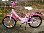 Kinder Fahrrad Prinzessin Goldstern 16
