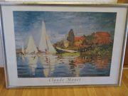 Kunstdruck von Monet