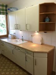 Voll funktionsfähige Küche -
