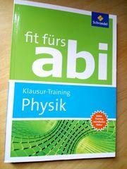 Fit fürs Abi Klausur - Training
