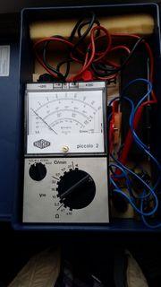 Prüfrex Piccolo 2 Multi- Messgerät