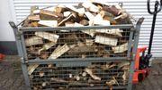 Brennholz vom Laubbaum