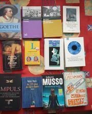 Tolle Bücherkiste mit über 60