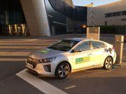 Hyundai IONIQ mieten