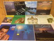 Verkaufe meine Klassik-LP Sammlung