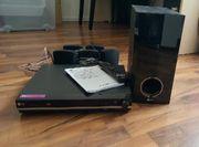 LG DVD CD Player inkl