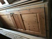 Holzwände 1 m x 2
