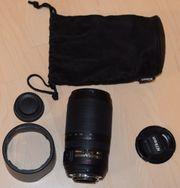Nikon AF-S Zoom-Nikkor 70-300mm 1
