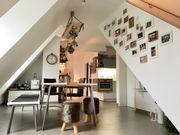 Maisonette Dachgeschoss Wohnung