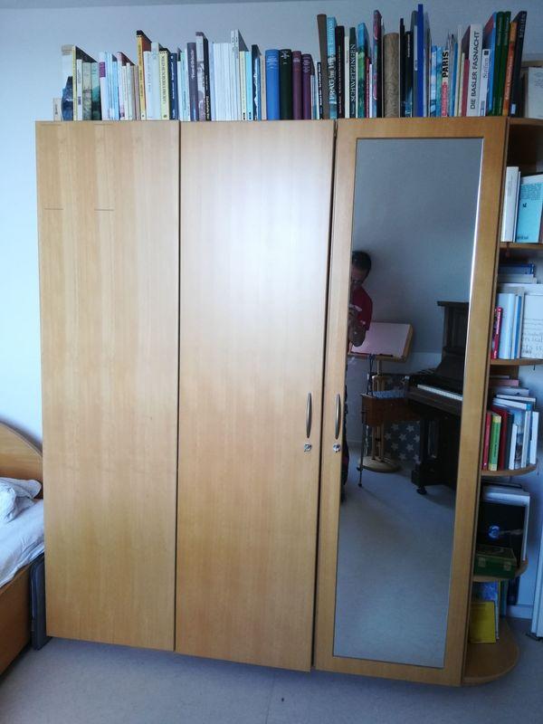 Kleiderschrank Eckschrank Kommode In Dossenheim Schranke Sonstige