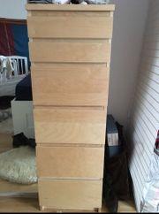 Kommode weiß ikea  Ikea Kommode Weiss - Haushalt & Möbel - gebraucht und neu kaufen ...