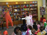Kinderfasching Kindergeburtstag Clown Zauberei Ballonkunst